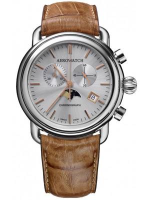 Aerowatch Aerowatch 1942 Q 42 Chr Moon 84934 AA06