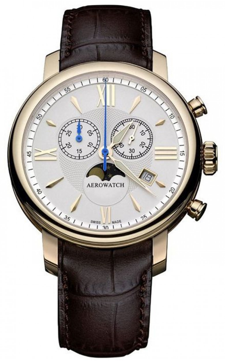 "84936 RO02 швейцарские наручные часы Aerowatch ""Renaissance""  84936 RO02"