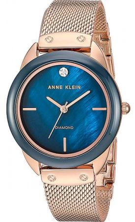 """3258 NVRG  кварцевые наручные часы Anne Klein """"Diamond""""  3258 NVRG"""