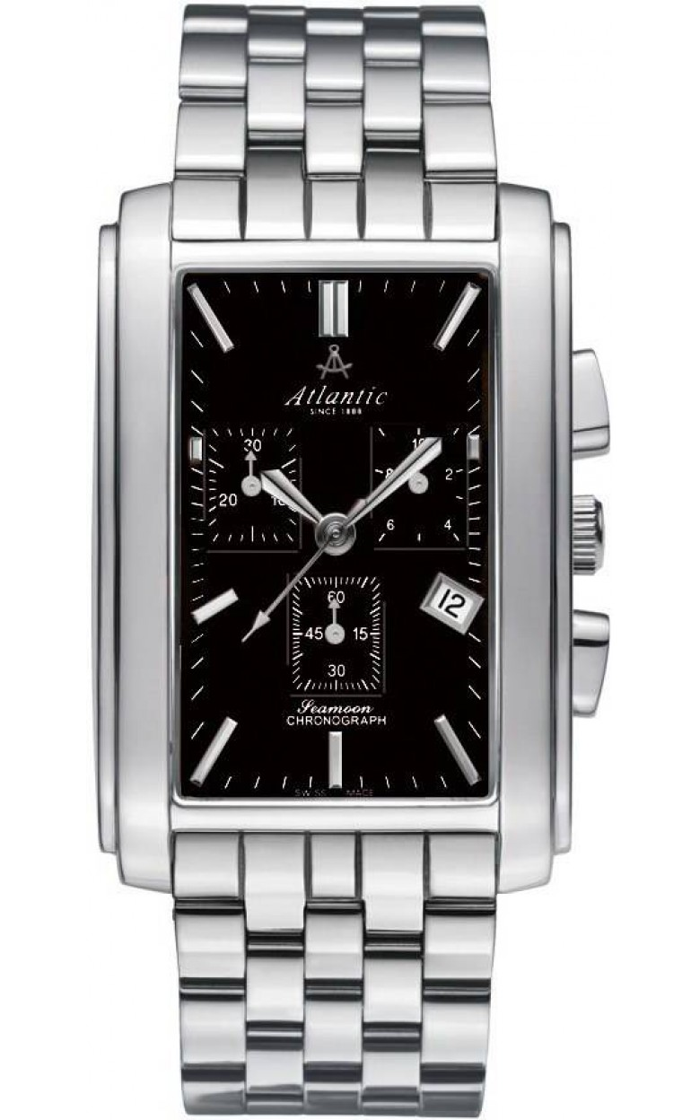 67445.41.61 швейцарские часы Atlantic  67445.41.61