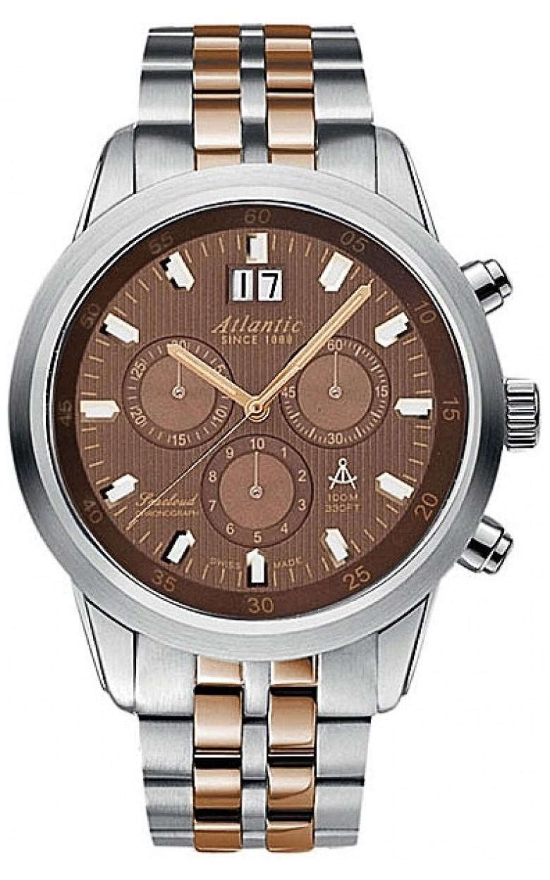 73465.43.81R швейцарские наручные часы Atlantic  73465.43.81R