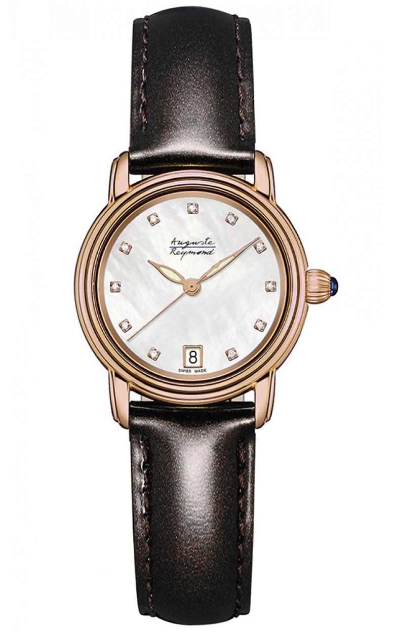 "AR6130.5.327.8 швейцарские часы Auguste Reymond ""Elegance Quartz 30""  AR6130.5.327.8"