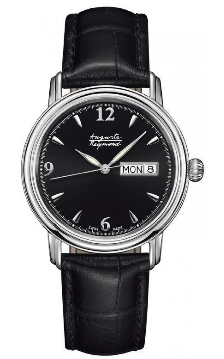 """AR623610.241  наручные часы Auguste Reymond """"ELEGANCE DAY/DATE 38.5""""  AR623610.241"""