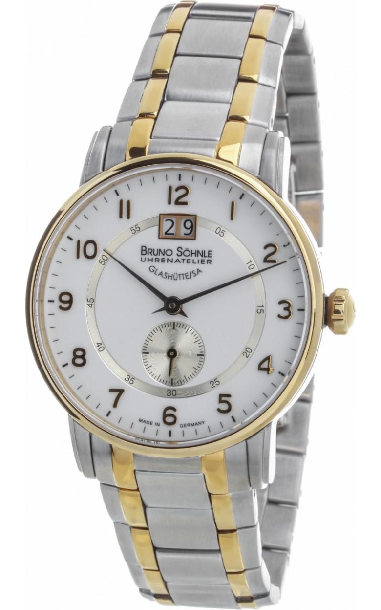 """17-23055-922 MB  кварцевые часы Bruno Sohnle """"Atrium"""" с сапфировым стеклом 17-23055-922 MB"""