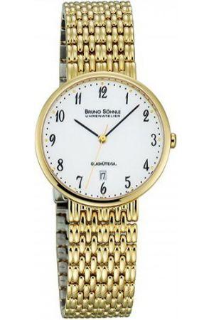 """17-33024-922 MB  кварцевые наручные часы Bruno Sohnle """"Nabucco"""" с сапфировым стеклом 17-33024-922 MB"""