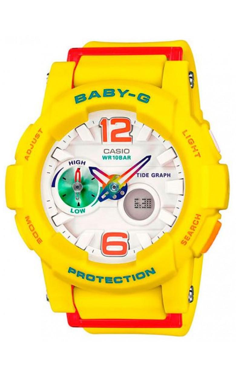 BGA-180-9B японские кварцевые наручные часы Casio