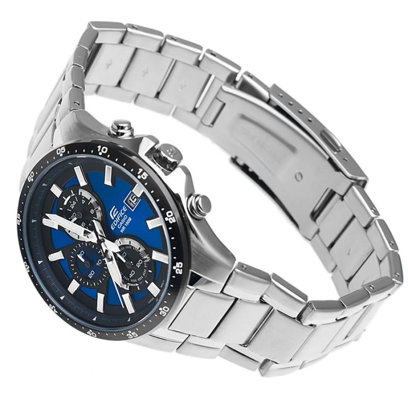 """EFR-519D-2A японские мужские кварцевые наручные часы Casio """"Edifice""""  EFR-519D-2A"""