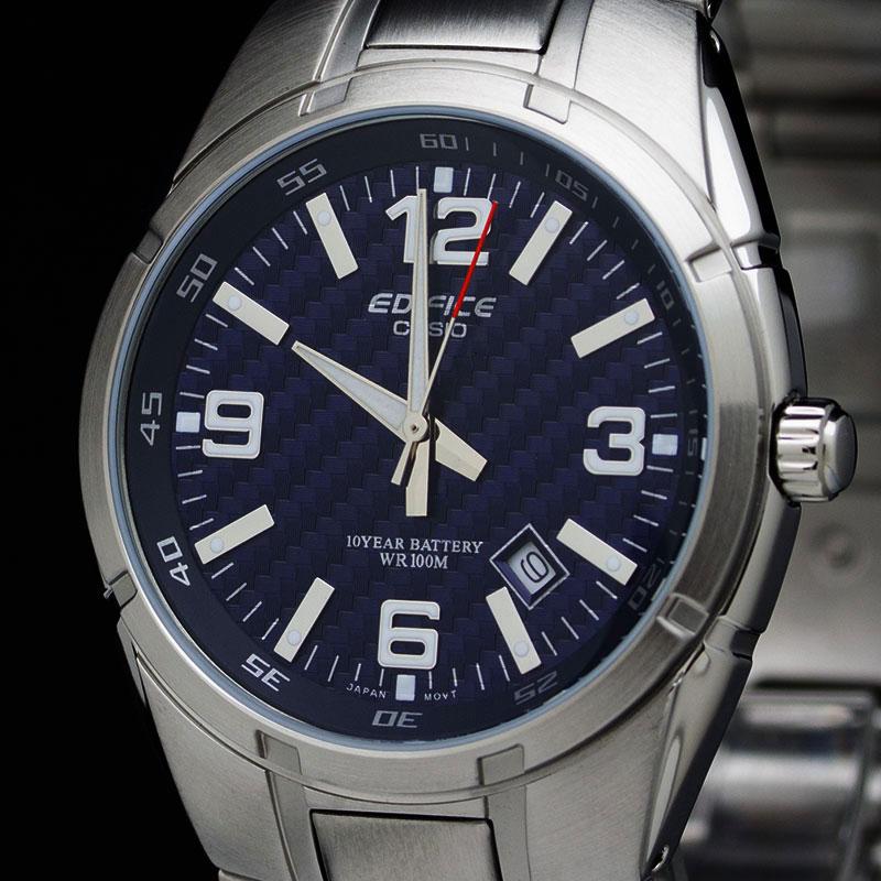 """EF-125D-2A японские мужские кварцевые часы Casio """"Edifice""""  EF-125D-2A"""