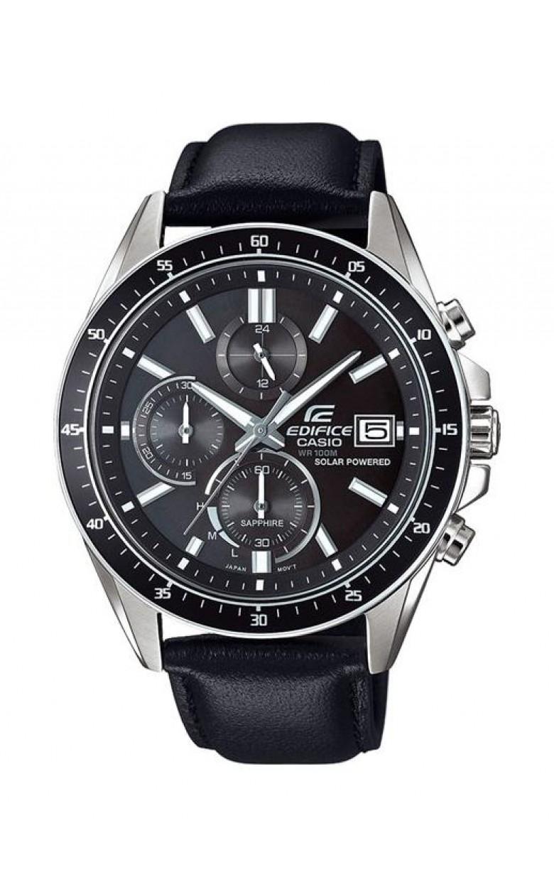 EFS-S510L-1A японские мужские кварцевые наручные часы Casio