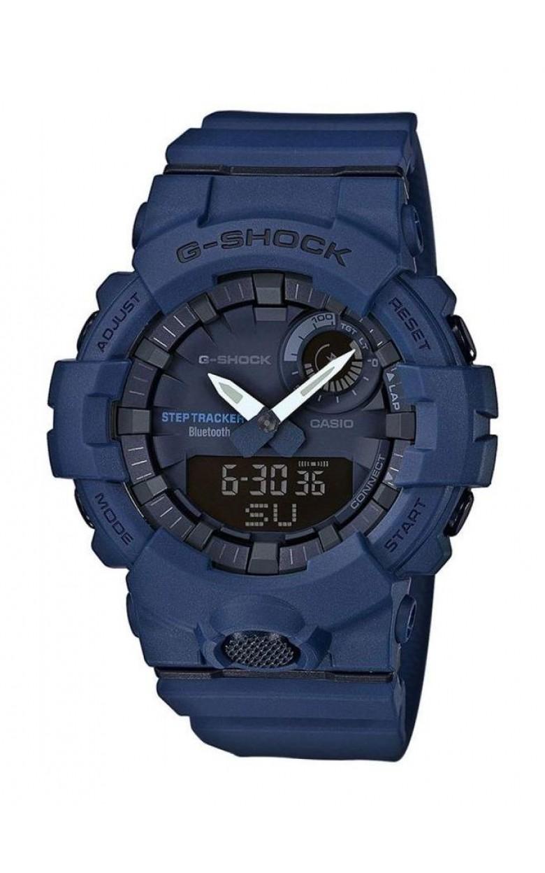 GBA-800-2A японские водонепроницаемые мужские кварцевые часы Casio