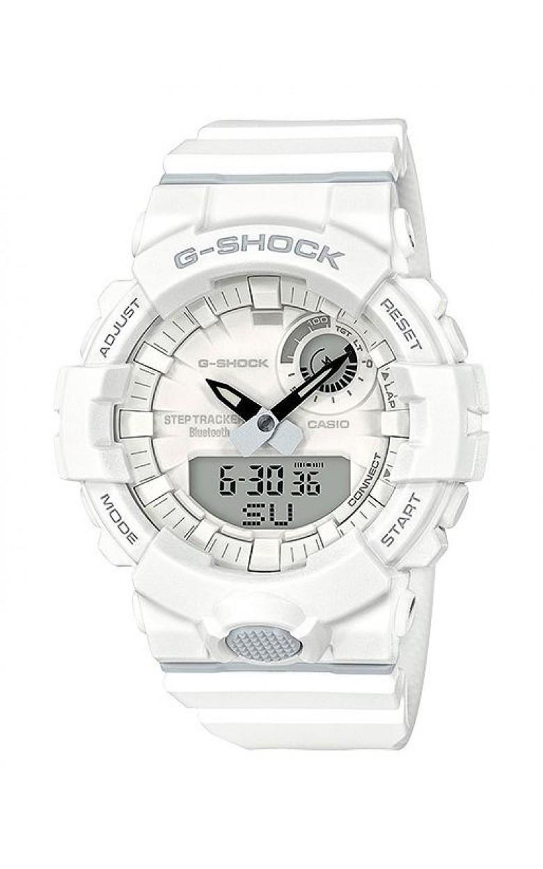 GBA-800-7A японские водонепроницаемые кварцевые наручные часы Casio