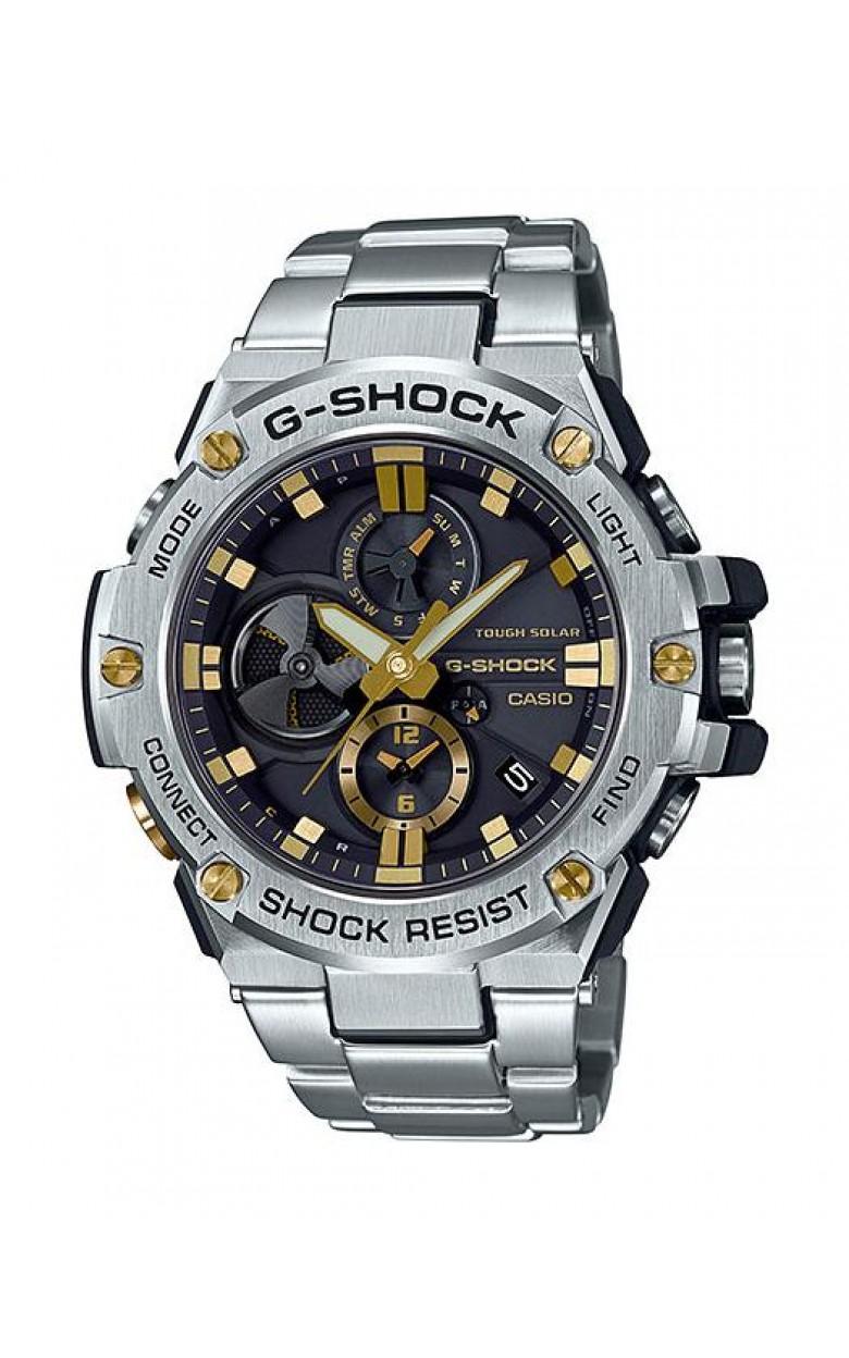 """GST-B100D-1A9 японские наручные часы Casio """"G-SHOCK""""  GST-B100D-1A9"""
