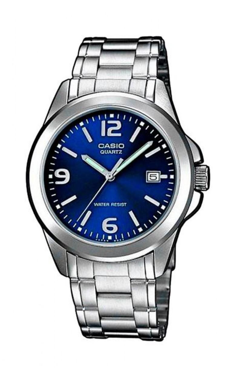 """MTP-1259PD-2A  кварцевые часы Casio """"Digital""""  MTP-1259PD-2A"""