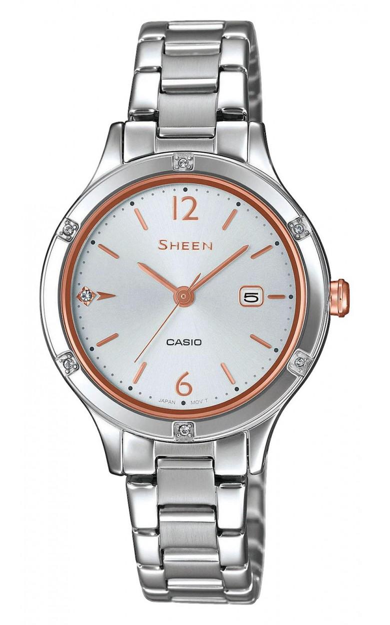SHE-4533D-7A японские часы Casio  SHE-4533D-7A