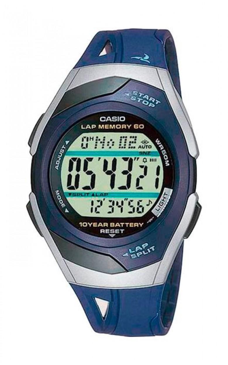 STR-300C-1 японские электронные наручные часы Casio