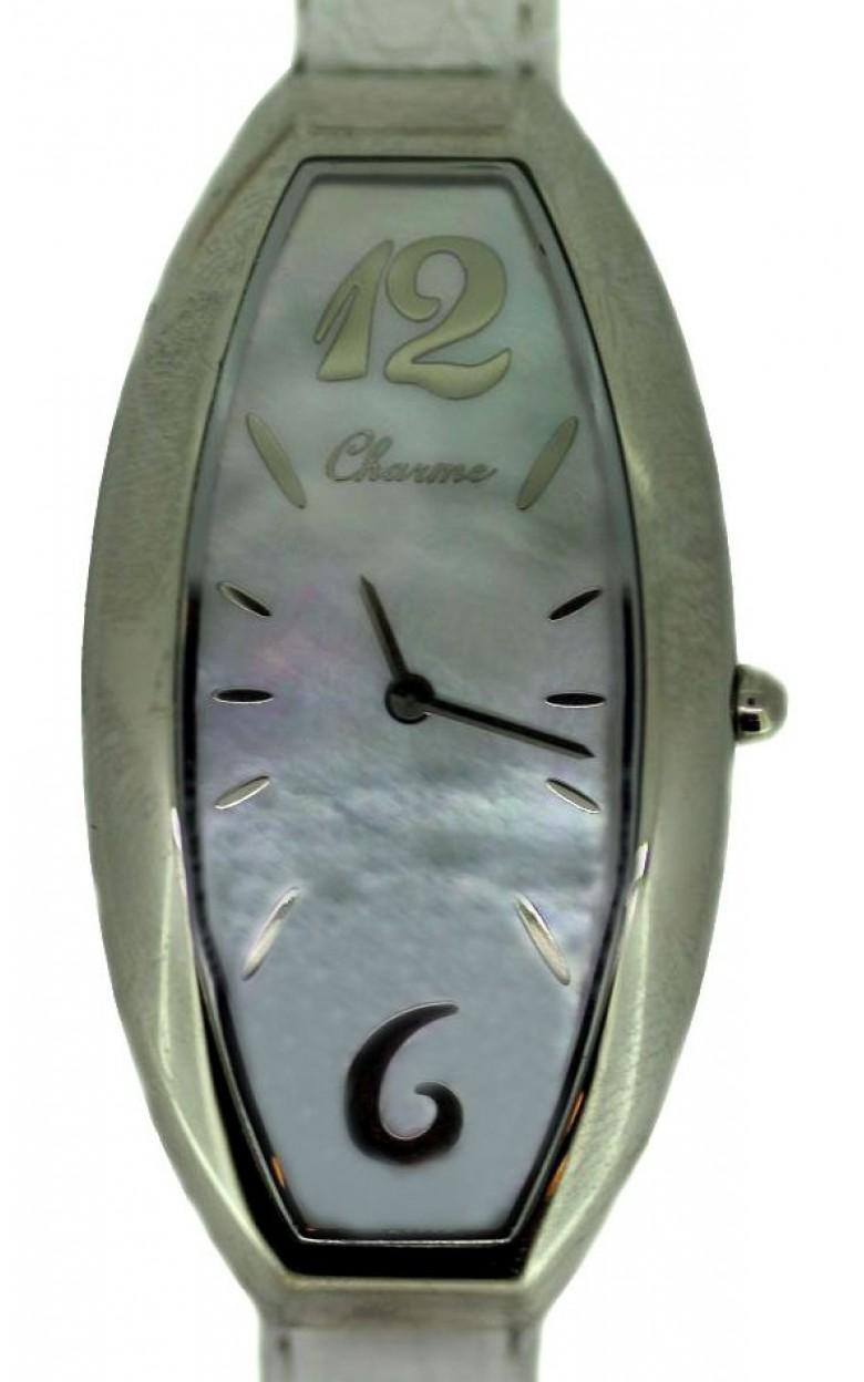 9004-4 GS  женские кварцевые наручные часы Charme с сапфировым стеклом 9004-4 GS