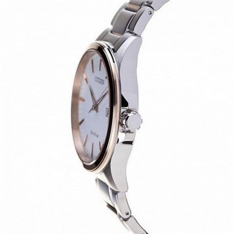 """BM7294-51A японские кварцевые наручные часы Citizen """"Eco-Drive"""" для мужчин  BM7294-51A"""
