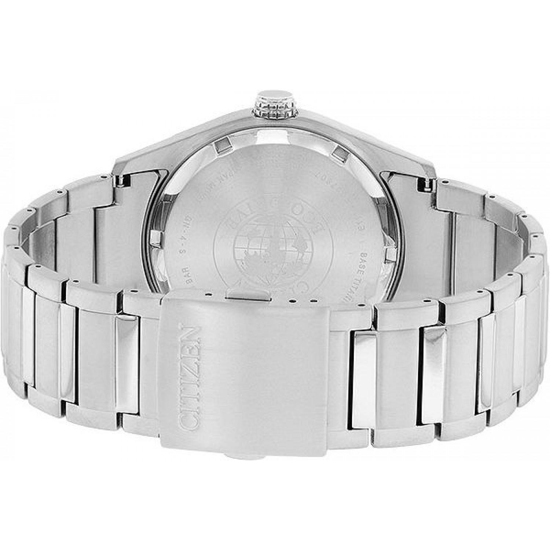 """BM7360-82M японские мужские кварцевые наручные часы Citizen """"Super Titanium""""  BM7360-82M"""