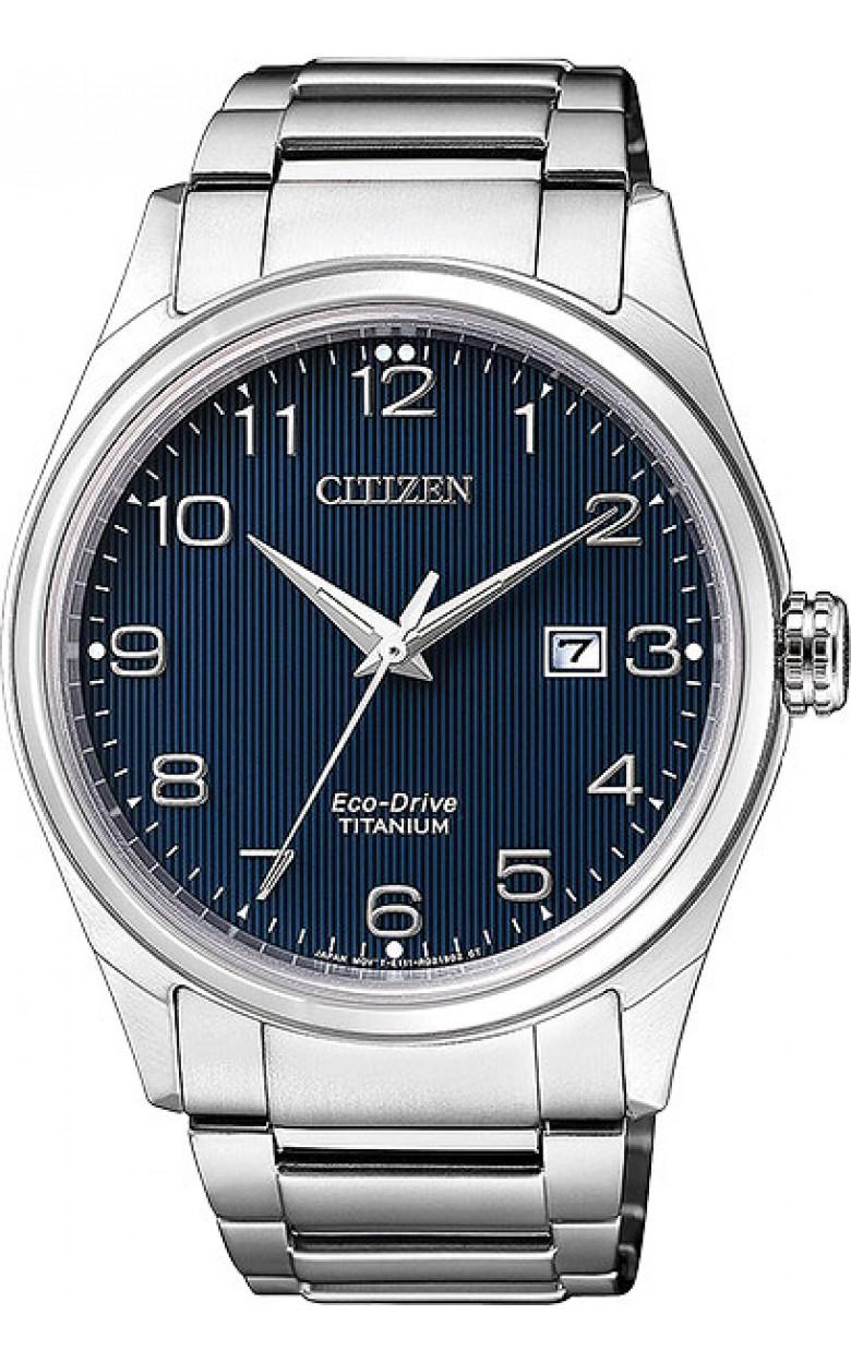 BM7360-82M японские мужские кварцевые наручные часы Citizen