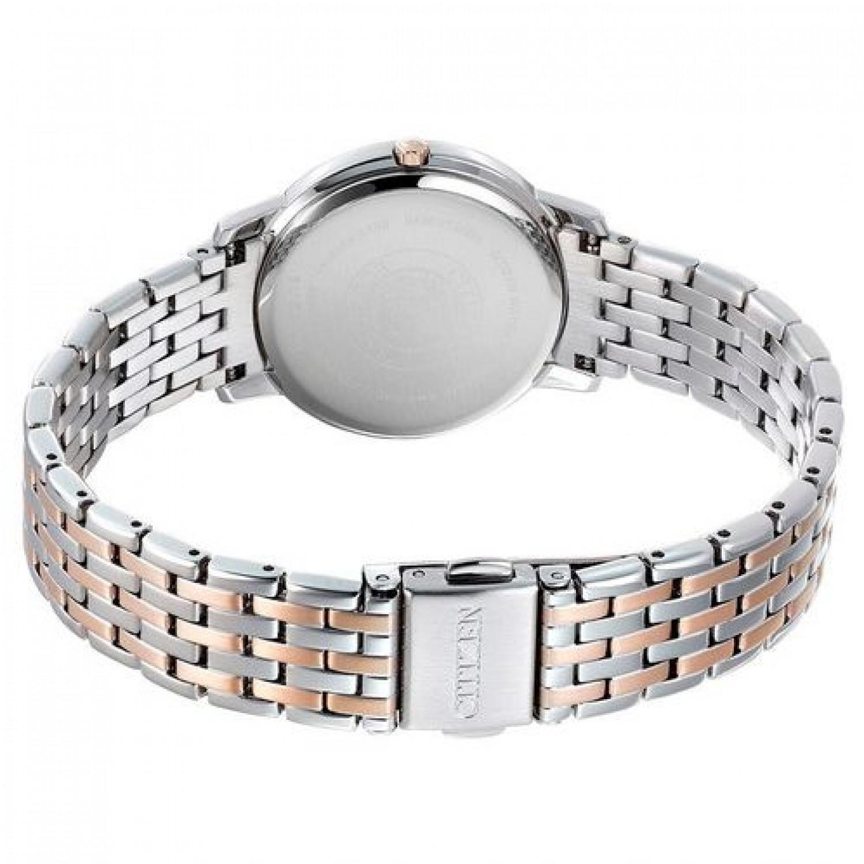 """EX1496-82A японские женские кварцевые наручные часы Citizen """"Eco-Drive""""  EX1496-82A"""