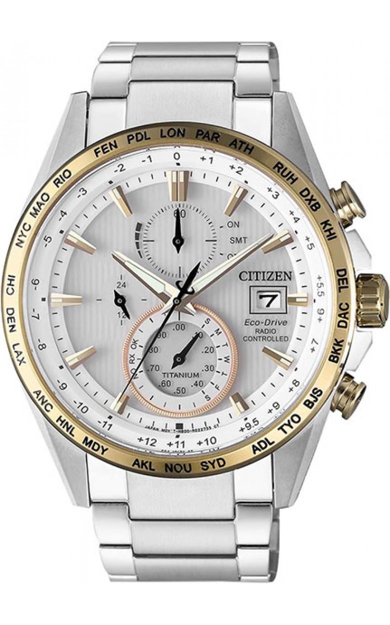AT8156-87A японские кварцевые наручные часы Citizen