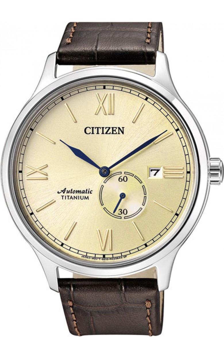 NJ0090-13P японские мужские механические часы Citizen