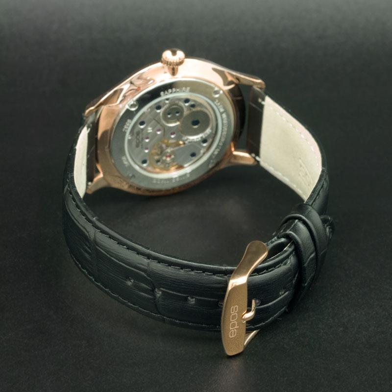3408.208.24.30.15 швейцарские наручные часы Epos для мужчин  3408.208.24.30.15
