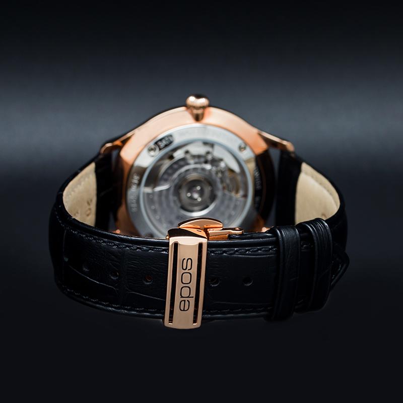 """3420.152.24.14.15 швейцарские механические наручные часы Epos """"Originale"""" для мужчин  3420.152.24.14.15"""