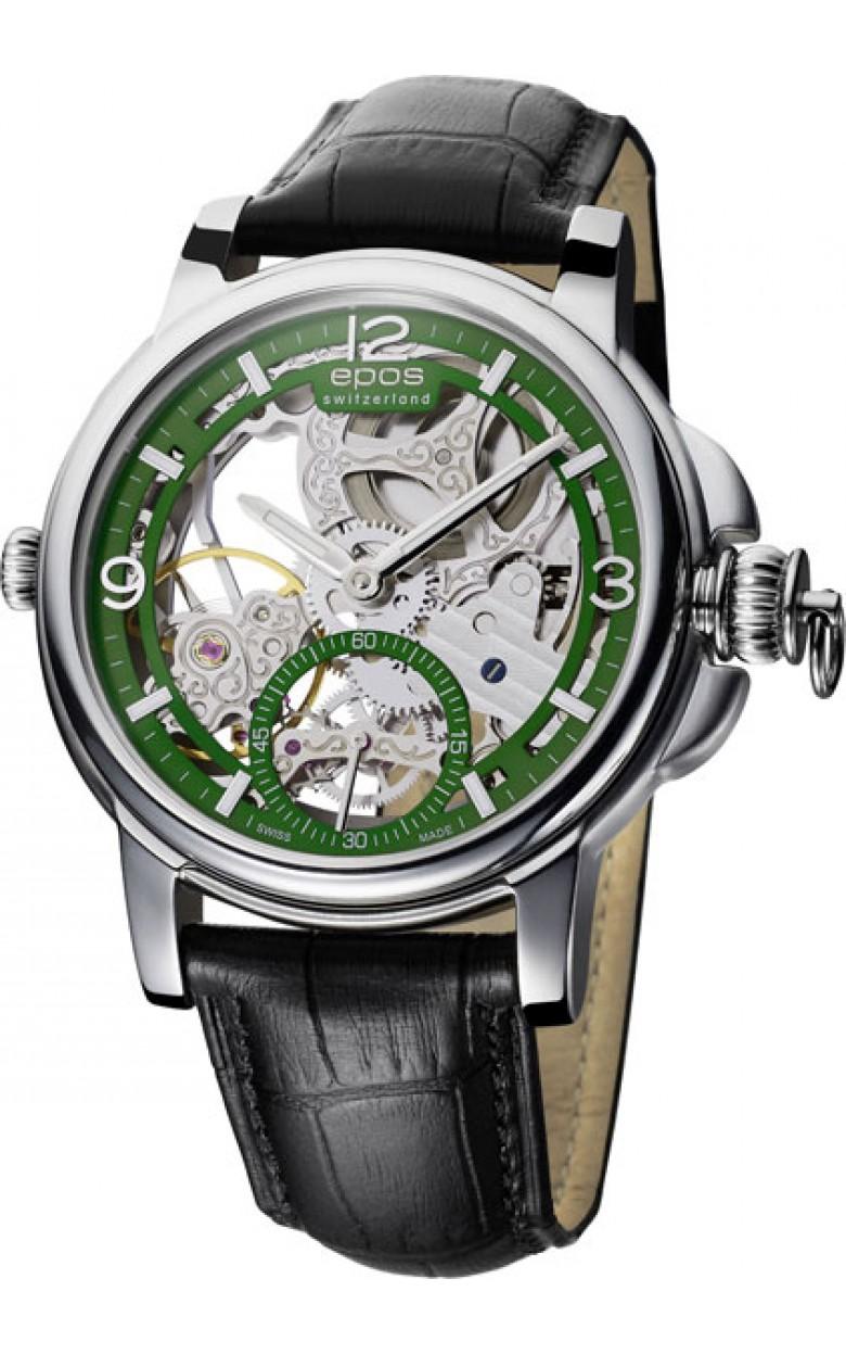 3429.195.20.53.25 швейцарские механические наручные часы Epos