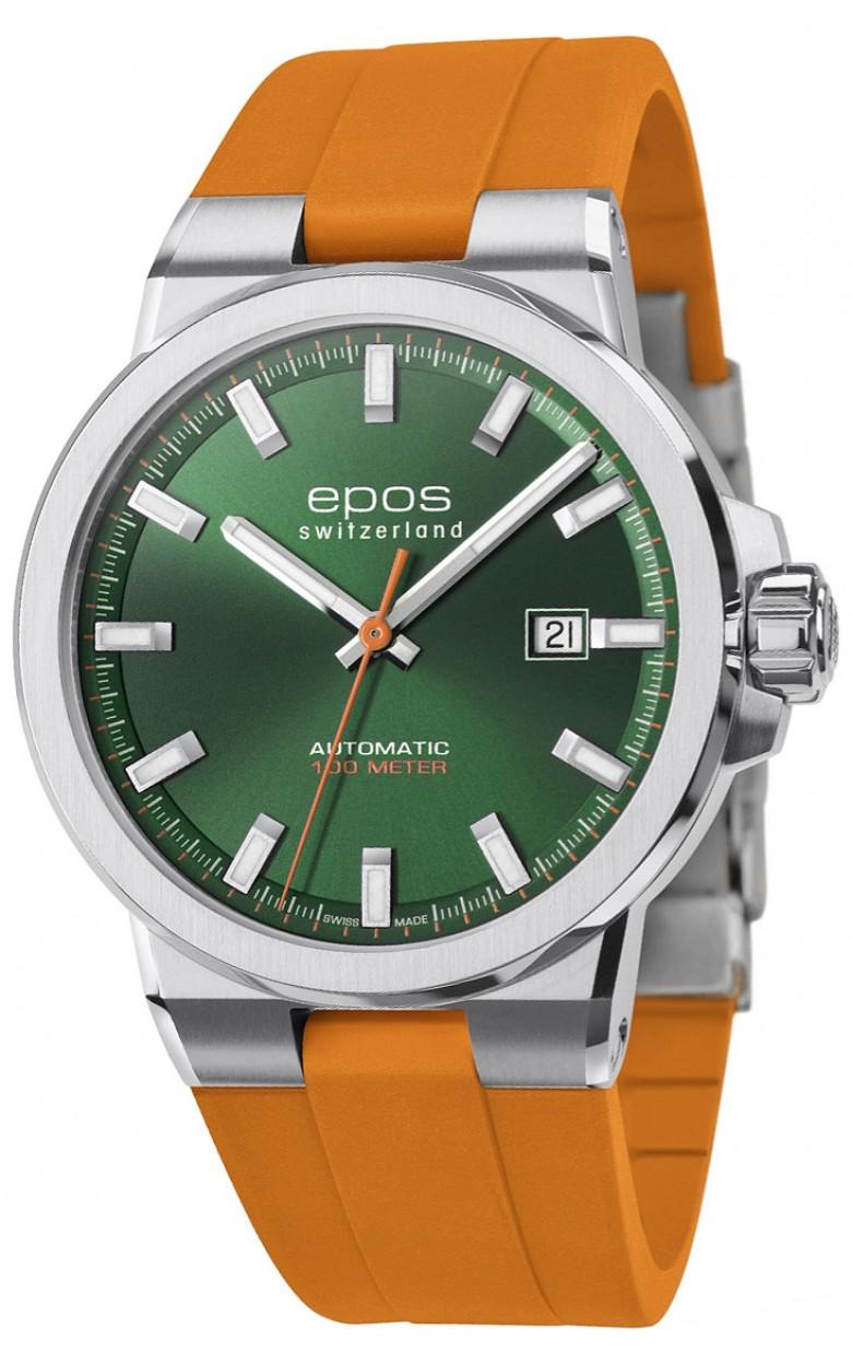 3442.132.20.13.52 швейцарские наручные часы Epos  3442.132.20.13.52