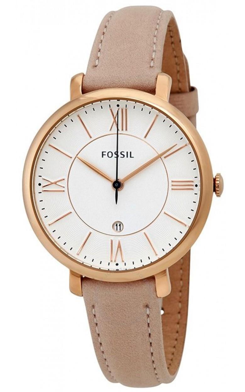 """ES4202SET  наручные часы Fossil """"JACQUELINE"""" для женщин  ES4202SET"""