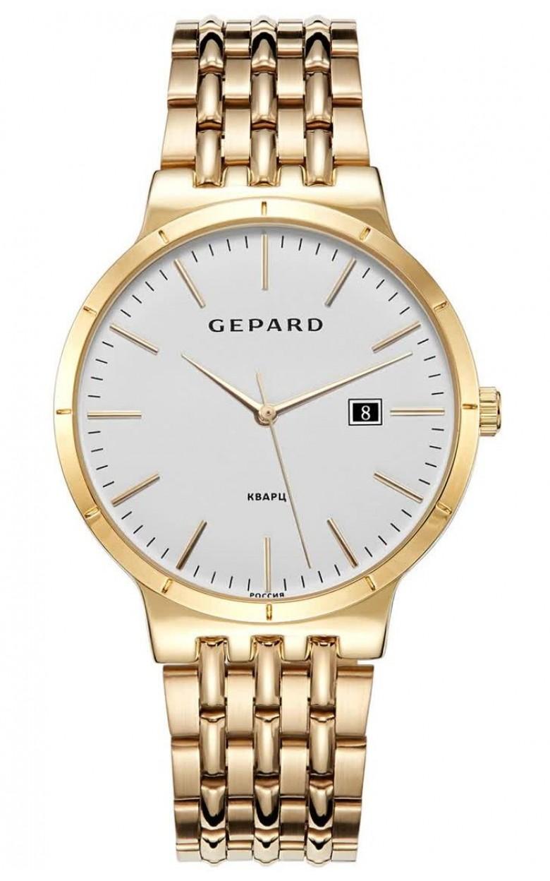 1929A2B2 российские мужские кварцевые наручные часы Gepard  1929A2B2