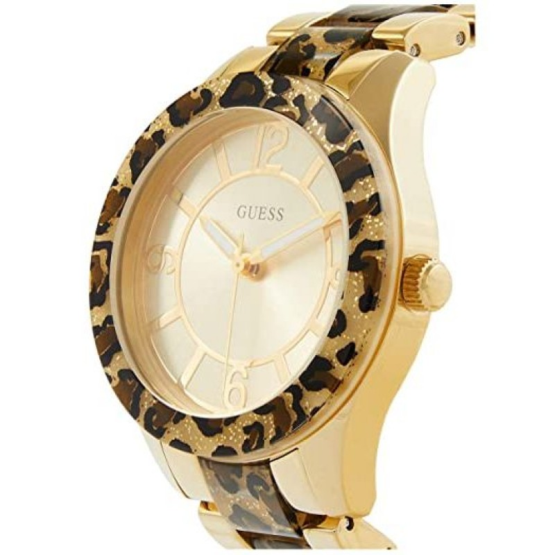 "W0014L2  кварцевые наручные часы Guess ""Sport Steel""  W0014L2"