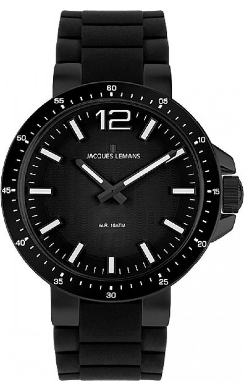 1-1707O  женские кварцевые наручные часы Jacques Lemans  1-1707O