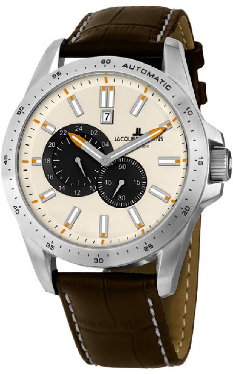 1-1775B  механические наручные часы Jacques Lemans для мужчин  1-1775B