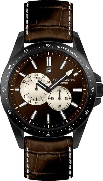 1-1775E  механические с автоподзаводом наручные часы Jacques Lemans  1-1775E