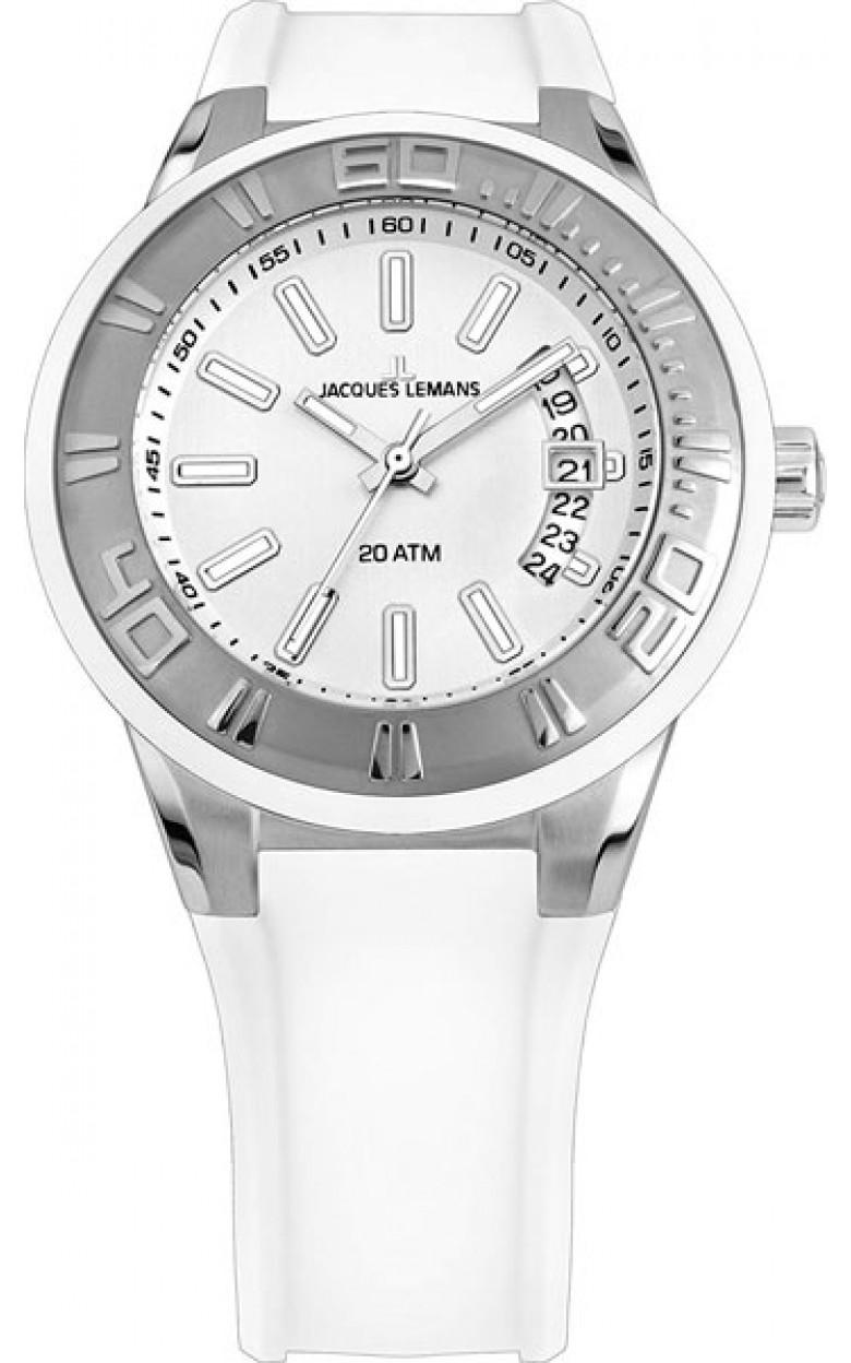 1-1784B  мужские кварцевые наручные часы Jacques Lemans  1-1784B