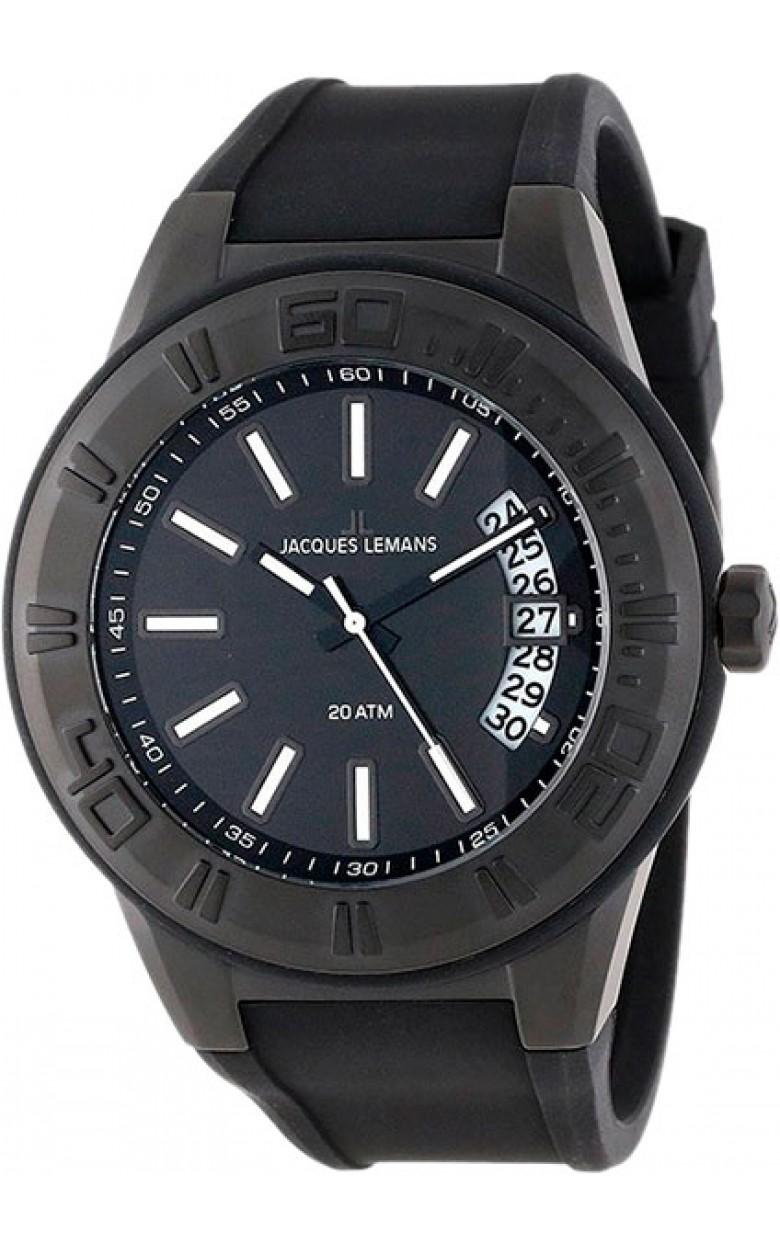 1-1784i  кварцевые часы Jacques Lemans  1-1784i