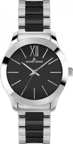 1-1796A  кварцевые наручные часы Jacques Lemans для женщин  1-1796A