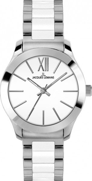 1-1796B  кварцевые наручные часы Jacques Lemans для женщин  1-1796B