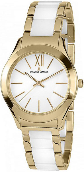 1-1796C  кварцевые наручные часы Jacques Lemans  1-1796C
