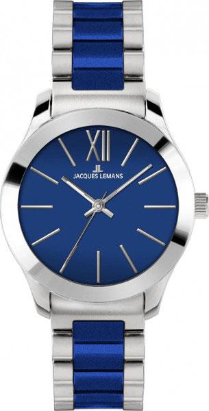 1-1796E  кварцевые часы Jacques Lemans  1-1796E