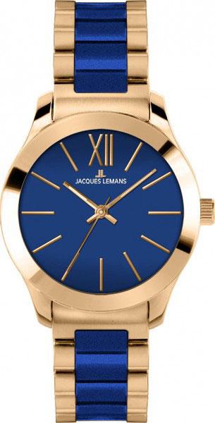 1-1796i  кварцевые наручные часы Jacques Lemans  1-1796i