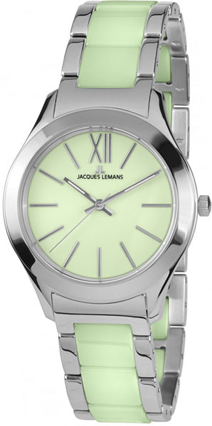1-1796K  кварцевые наручные часы Jacques Lemans для женщин  1-1796K