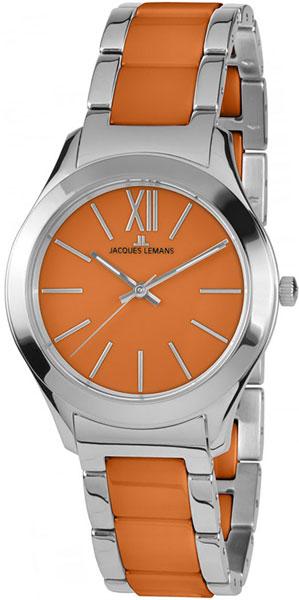 1-1796L  кварцевые наручные часы Jacques Lemans для женщин  1-1796L