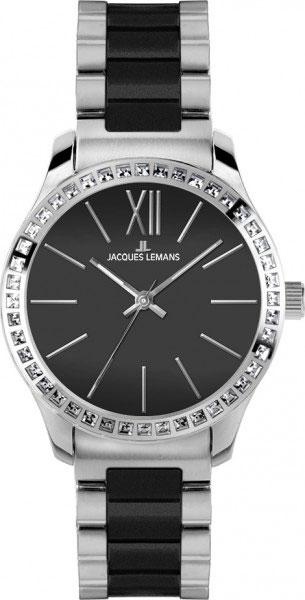 1-1797A  кварцевые наручные часы Jacques Lemans для женщин  1-1797A