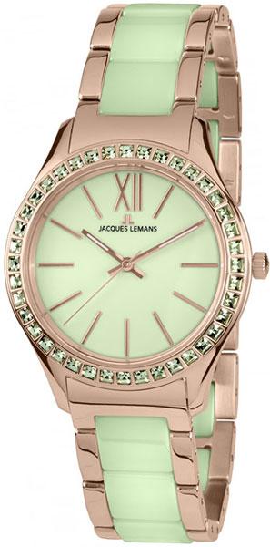 """1-1797N  кварцевые наручные часы Jacques Lemans """"High Tech Ceramic""""  1-1797N"""