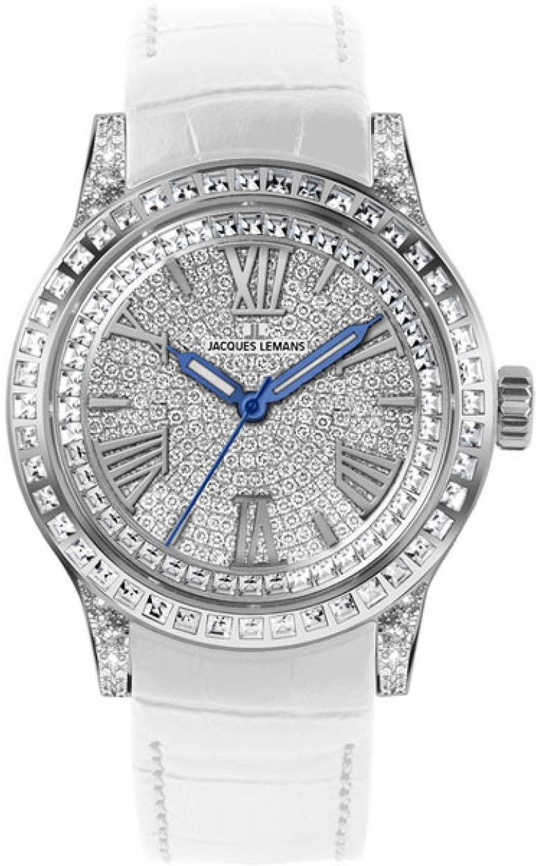 1-1798A  кварцевые наручные часы Jacques Lemans для женщин  1-1798A