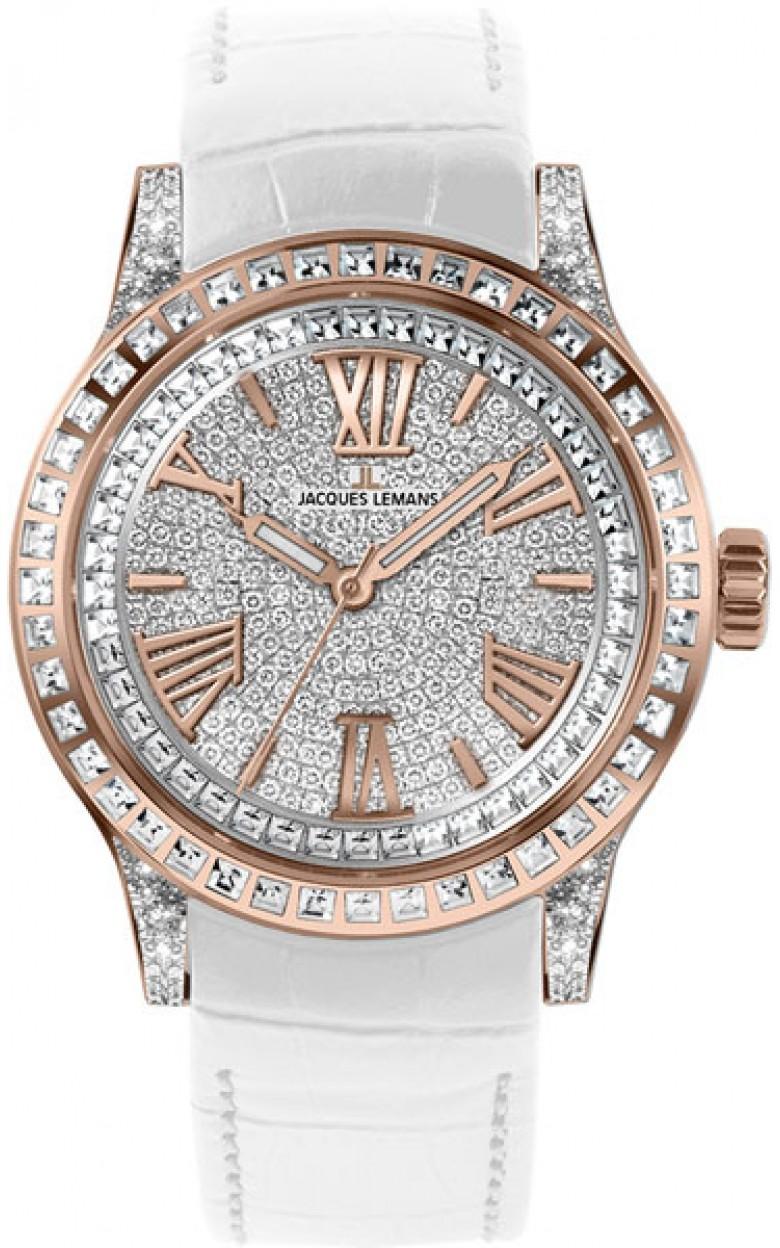 1-1798C  кварцевые наручные часы Jacques Lemans  1-1798C