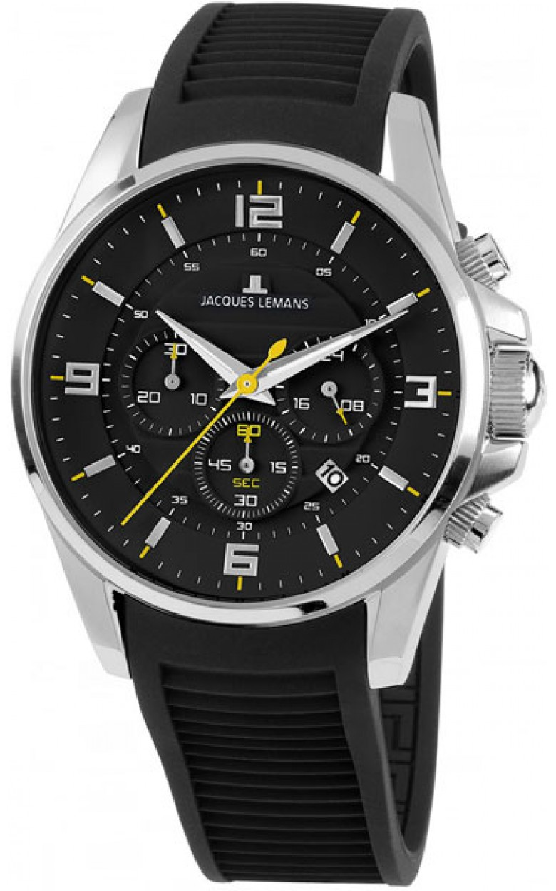 1-1799A  кварцевые часы Jacques Lemans  1-1799A